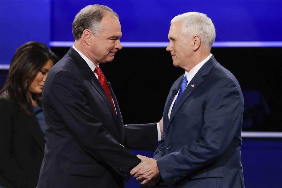 Editorial: Vice Presidential Debate