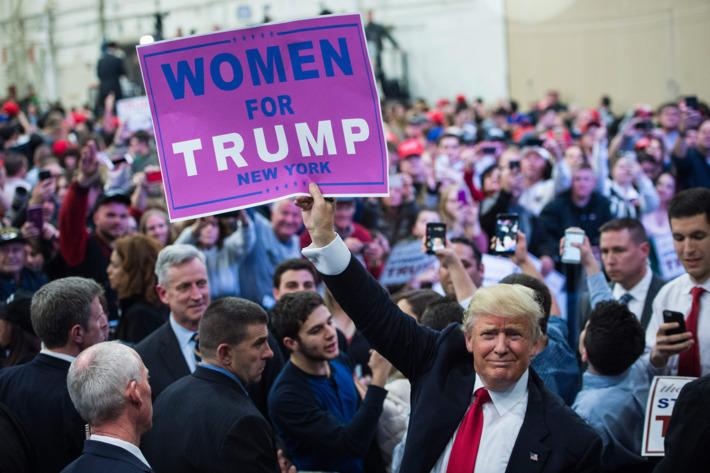 Editorial: If Donald Trump was a Woman