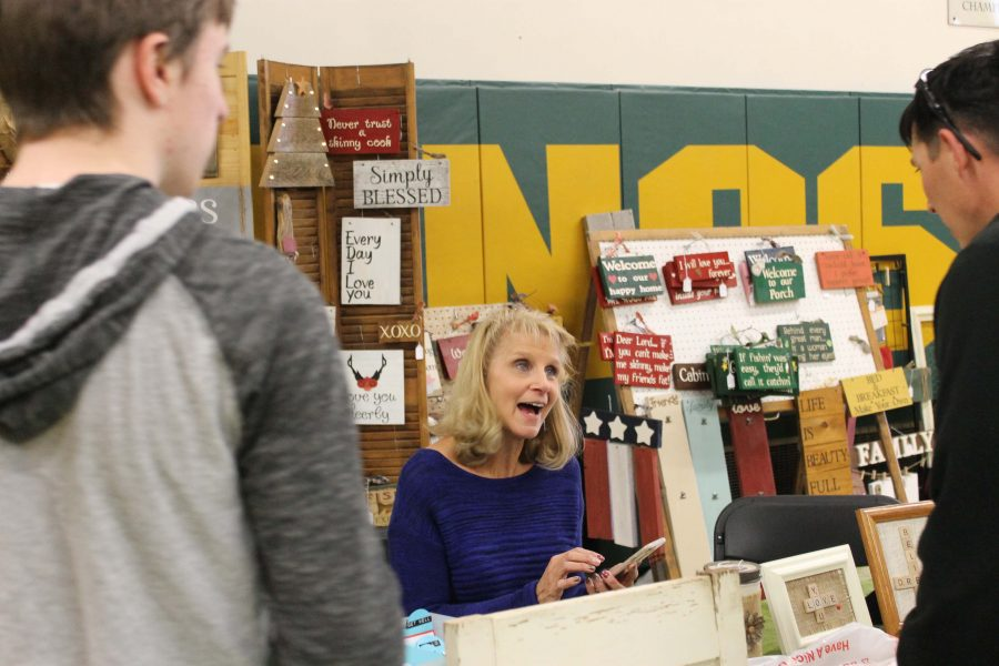 Annual Craft Fair Attracts a Crowd