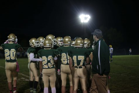 Junior Varsity Football Team to Advance to Playoffs