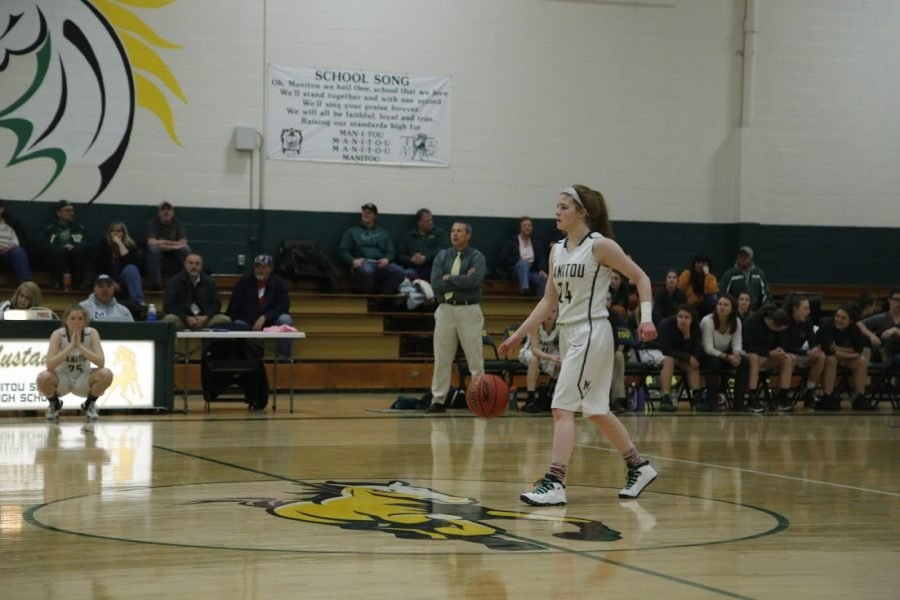Girls Basketball Breezes Over Buena Vista