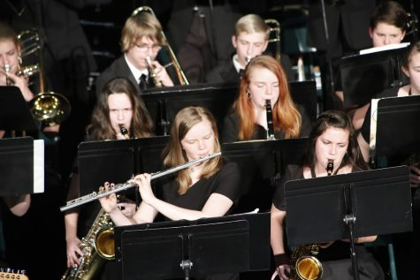 Band Ends the Year with Award Concert