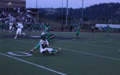 MSHS Football Team Secures Win Over St. Mary's