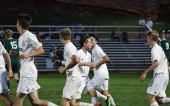 Boys' Soccer Takes the Win Against Woodland Park Panthers