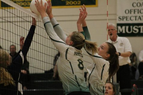 MSHS Volleyball Rises to Fourth in 3A Rankings