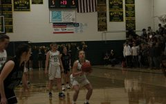 Girls Basketball Falls to Rival St. Marys