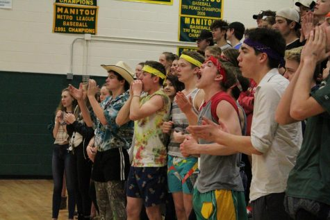 Boys' Basketball Successful in Rival Game