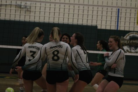MSHS Volleyball Earns Their Eighth Win of the Season