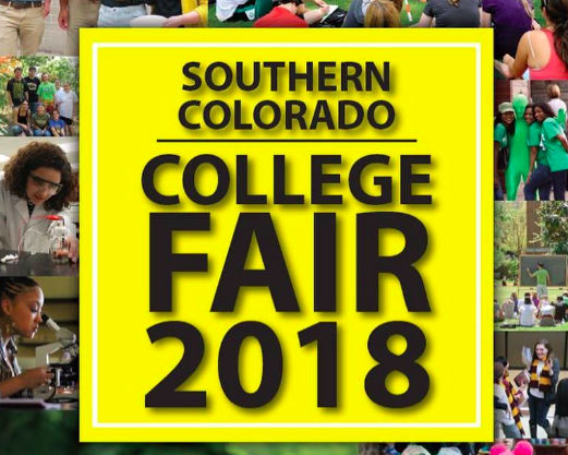 Southern Colorado College Fair Features Over 200 Colleges