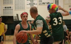 Shooting Hoops to Help the Homeless
