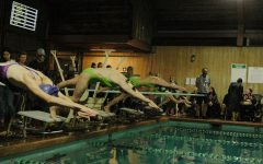 MSHS Swim & Dive Win Their First Home Meet
