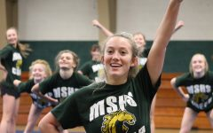 Cheerleading Excels at State Competition
