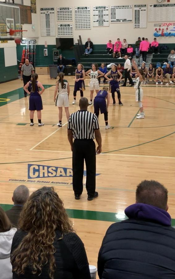 Freshman Basketball Player Takes On Varsity Responsibilities