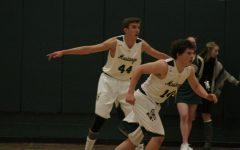 Boys' Basketball Faces Off Against Rival Team St. Mary's