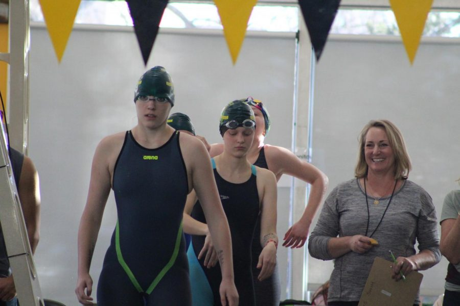MSHS Swim Team Makes History at State Meet