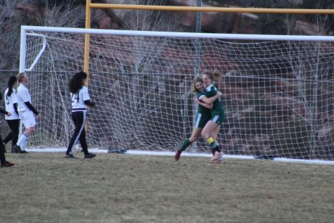 Girls' Soccer Victorious Against Pagosa Springs at First Home Game