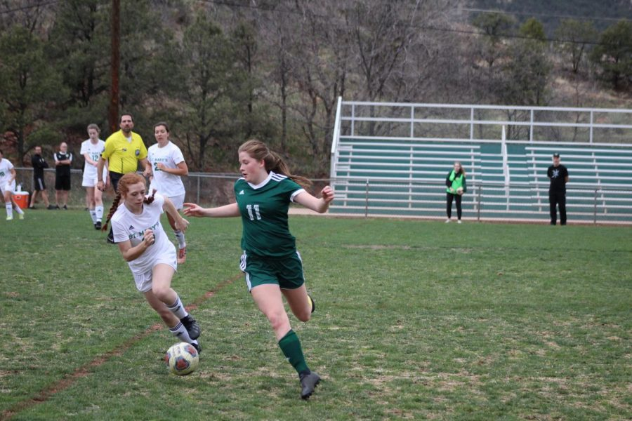 Soccer Rivalry Continues Against St. Mary's
