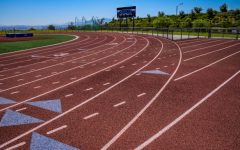 """Track Competes at State Qualifying """"Twilight Meet"""""""