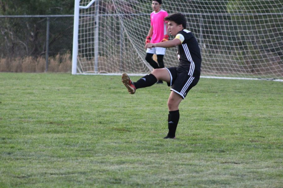 Boys' Soccer Win Against Saint Mary's Sets the Tone for Playoffs