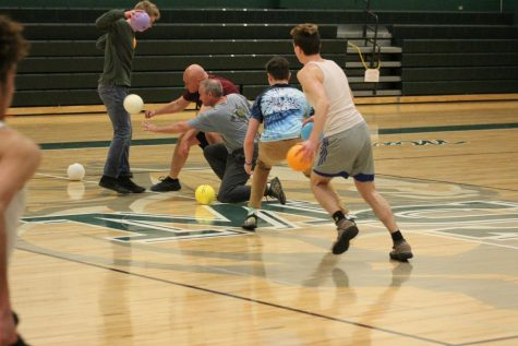 Annual Dodgeball Tournament