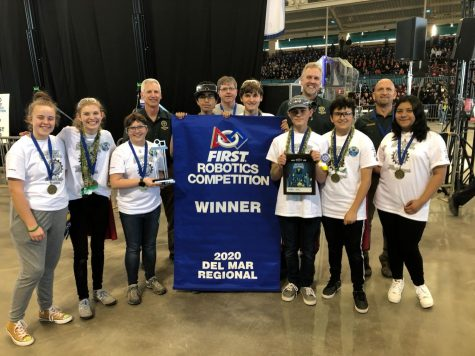 Steel Mustangs Robotics Win it All in California