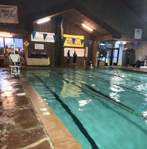 The Manitou Pool is back in business with Girls Swim.